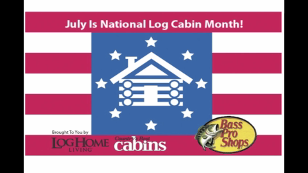 National Log Cabin Month