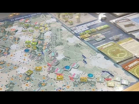 Enemy Action: Ardennes [16 Dec, 1944] - End of Turn Summary