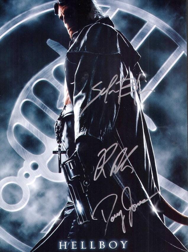 Hellboy 2004 Mini Poster