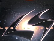 Lost In Space Poster Closeup