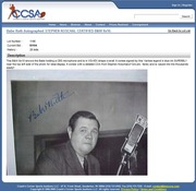Real or Fake? Every Babe Ruth Autograph from Coach's Corner March 2011 Auction