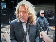 Robert Plant signing
