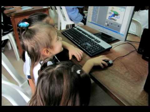 Experiencia Chevere aprender con Scratch.Modelo TEB Colegio INDUPALMA