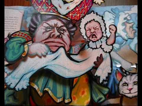BIBLIOLUCES: ALICIA EN EL PAIS DE LAS MARAVILLAS