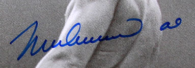 Is it Real? Muhammad Ali Autograph