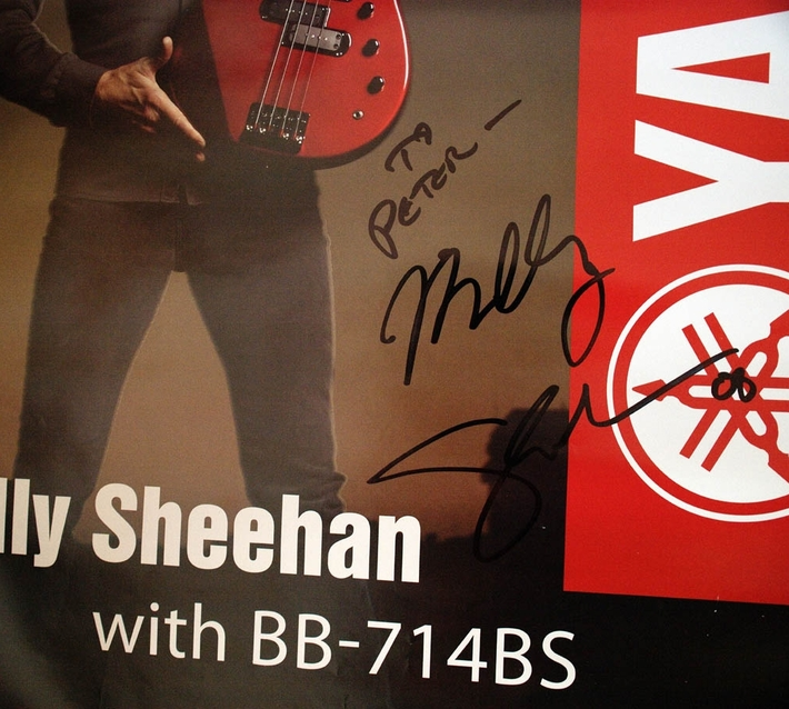 Billy Sheehan