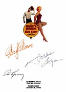 Bus Stop Era signed by Marilyn's assistant