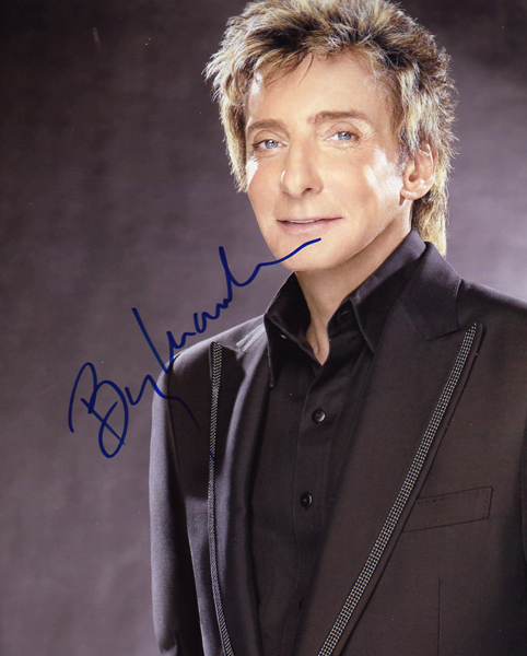 Barry Manilow Authenticity Check