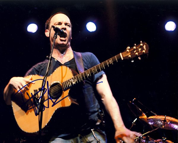 Dave Matthews Authenticity Check