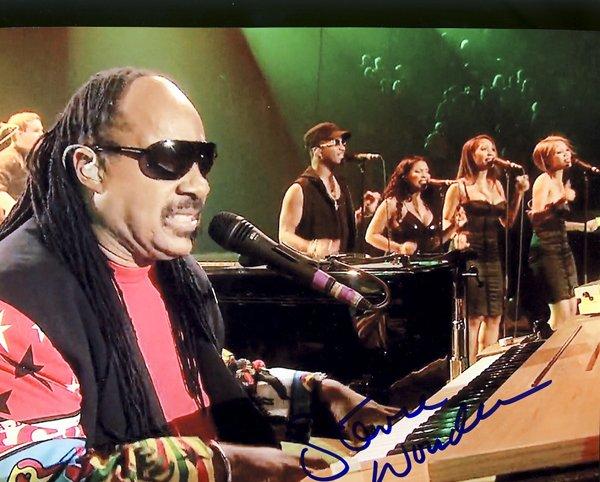Stevie Wonder Authenticity Check