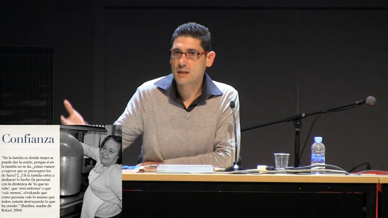 Conferencia Ignacio Calderón: Acompañar en Educación