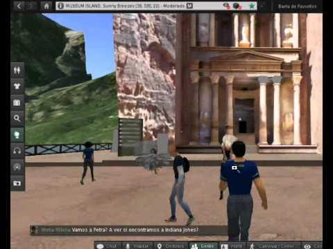 Encuentro 3D+Edu - Visitando las maravillas del mundo