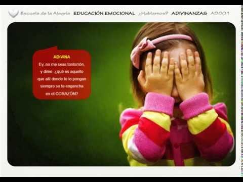 Recursos para la Educación Emocional - Colección ADIVINANZAS