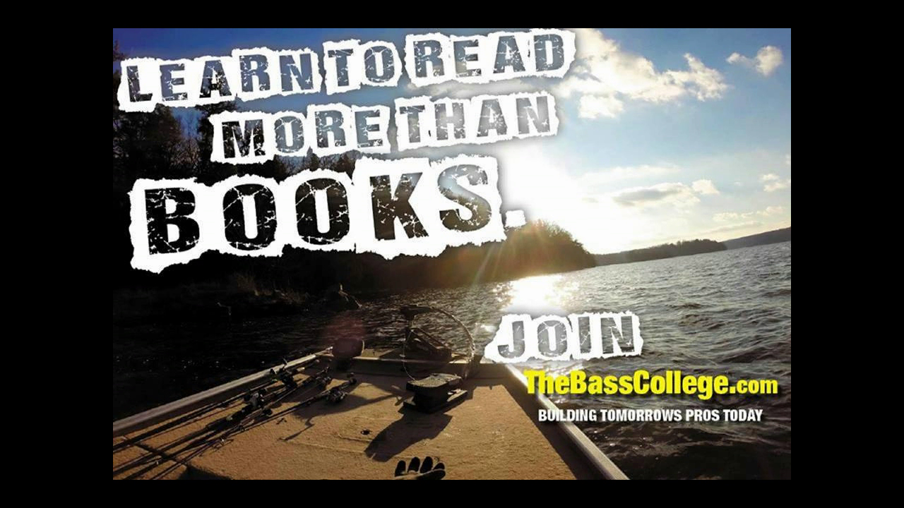 UPPER BAY REELSNOT AND THE BASS COLLEGE