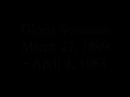 Gloria Swanson 111st Birthday Tribute