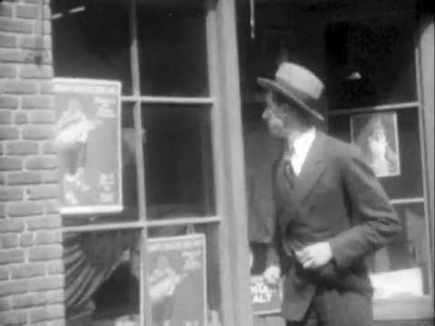 on location with Laurel and Hardy 1928-and around Hal Roach studios..