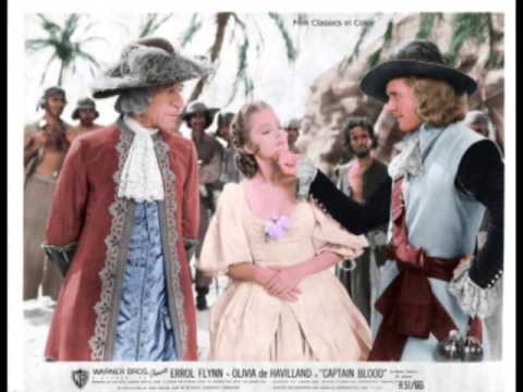 Olivia DeHavilland as Arabella Bishop in Captain Blood