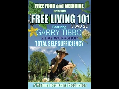 FREE LIVING 101 - GARRY TIBBO.com