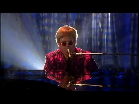 Elton John - Sorry Seems To Be The Hardest Word (Live-HQ)