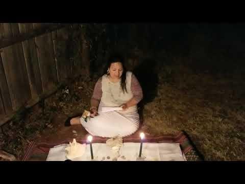 Taino Indian Full Moon Ceremony Oklahoma