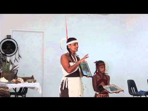 Opia Taino International February 2013 @ All Saints School in St. Thomas Virgin Islands