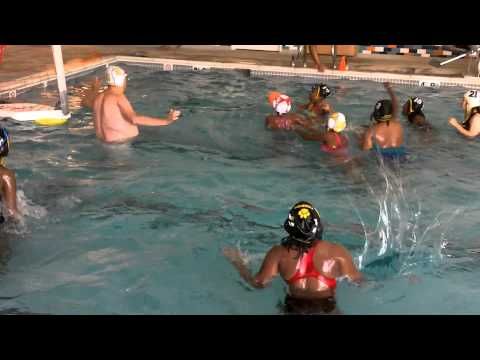 Summer Dreamers Water Polo with the AM Girls