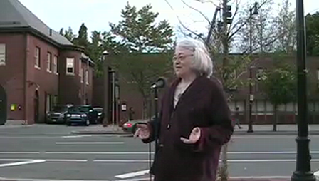 """Maggie Bush tells """"Kitaro and the Nose Fan"""" 5-18-09"""