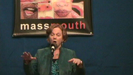 """Story Slam 3-15-10, Karen Chace """"Pool Rescue"""""""