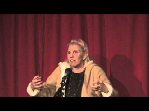"""""""grimm & twisted"""" Carol Wintle @Puppet Showplace Theatre Oct 18, 2012 massmouth, inc. story slam"""