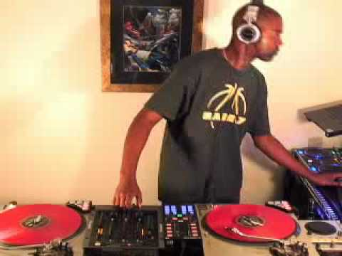 DJ ARCH Live Soulful House Sessions on  8-13-11