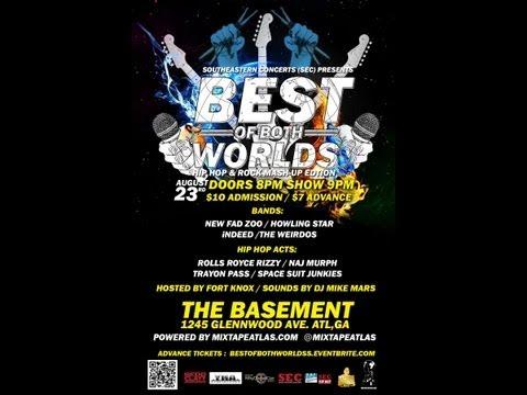 SEC Best of Both Worlds Hip Hop x Rock Concert Commercial