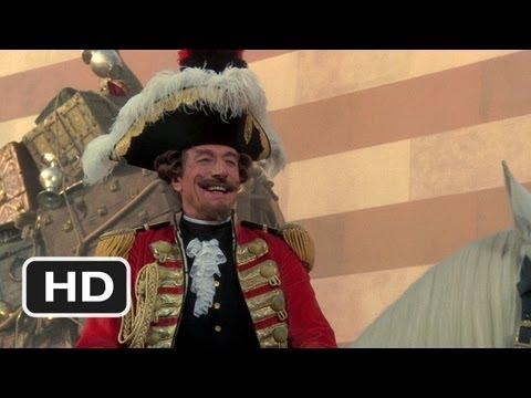 The Adventures of Baron Munchausen (2/8) Movie CLIP - Taking the Sultan's Treasure (1988) HD