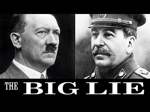 The Big Lie - American Anti-Nazi & Anti-Communist Propaganda Film | 1951 | Full Length Documentary