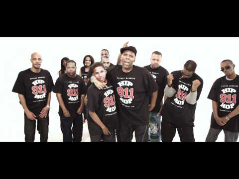 """Stocks McGuire """"Hip Hop 911"""" official video (clean)"""