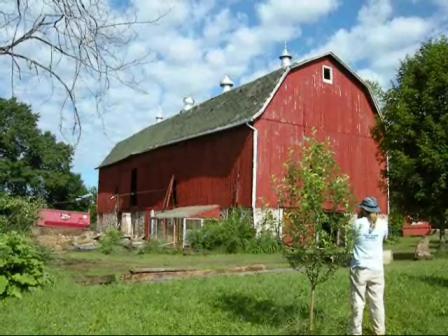 2010 Barn Demolition