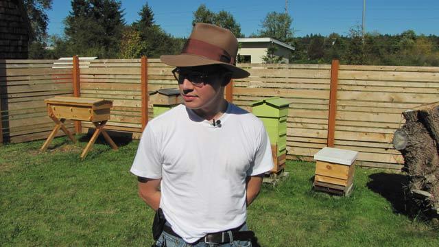 Portland Tour de Hives - Cooking Up a Story