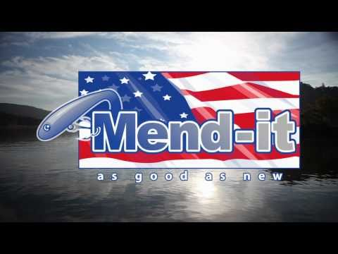 "Mend-It  ""as good as new"""