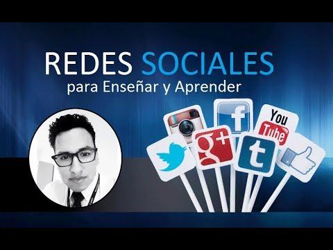 Redes Sociales para Enseñar y Aprender