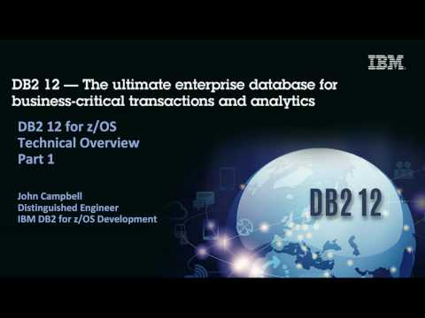 Discussion Forum - The World of DB2