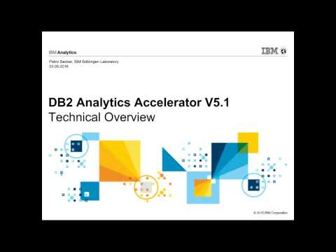 DB2 Analytics Accelerator Version 5.1: Technical F