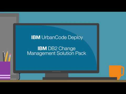 DB2 for z/OS - IBM Urban Code Deploy - Automate Application Deployments