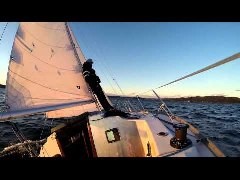 GoPro editing - sailing vikings S/Y Bomtur