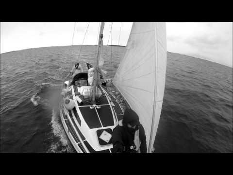 Sailing Bomtur - Short North gopro
