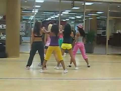 "Dancing Machine Choreography by Donyell ""Chocolate"""