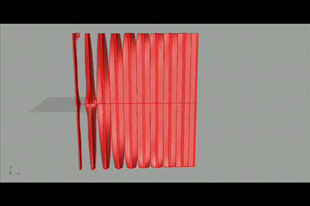 Vapor Chamber Structure - Pattern Test 1