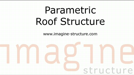 Parametric Roof Structure