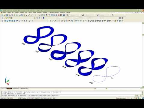GRASSHOPPER 3D MOEBIUS STRIP GENERATION - Part II