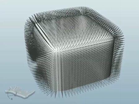 Aerodynamic simulation