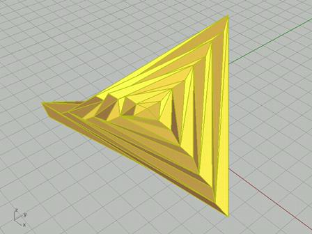 Hyperbolic Paraboloid Origami