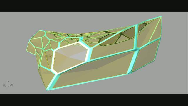 organic surface explorations